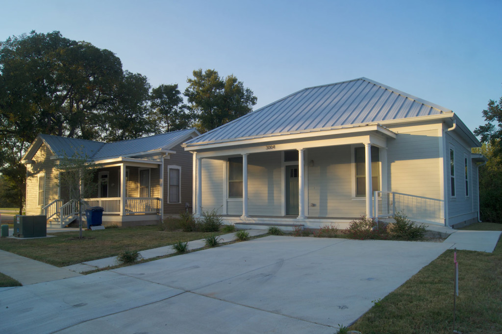 Gndc s community land trust program makes the grade with for Rainey homes